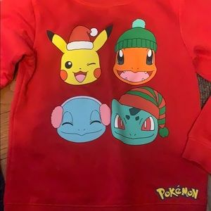 Pokémon sweatshirt